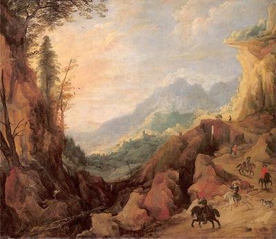 momper ii, joos de flemish, 1564 1635