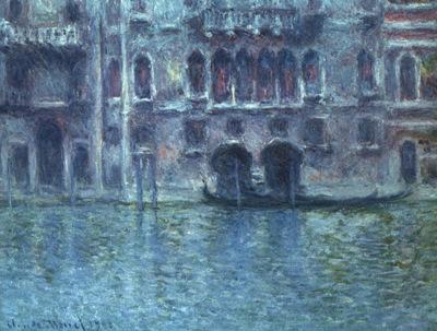 Palazzo da Mula at Venice