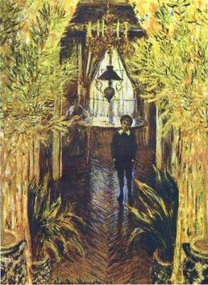 Claude Monet The Corner of the Room