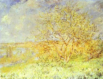 Claude Monet Vetheuil in the Summer
