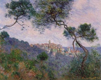 Monet Bordighera, Italy