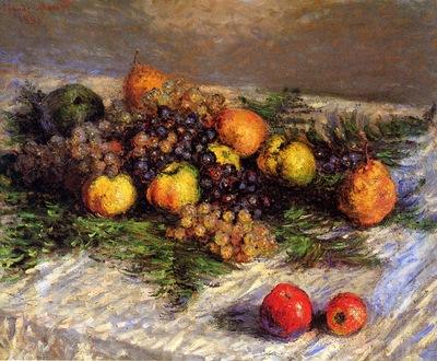 Monet Claude Still life Sun