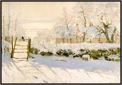 Monet TheMagpie sj