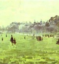 Claude Monet Green Park