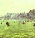 Claude Monet Green Park