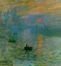 Claude Monet Impression, soleil levant Impression, Sunri