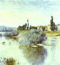Claude Monet Lavacourt