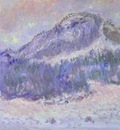 Claude Monet Mount Kolsaas in Norway
