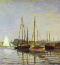 Claude Monet Pleasure Boat, Argenteuil