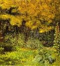 Claude Monet The Garden  Le Jardin
