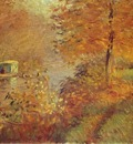 Claude Monet The Studio Boat