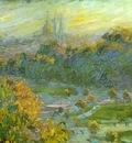 Claude Monet The Tuileries; Study