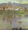 Claude Monet Vetheuil