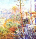 Claude Monet Villas in Bordighera