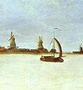 Claude Monet Voorzan near Zaandam