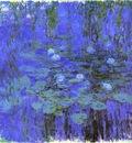 Monet Blue Water Lilies