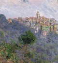 Monet Bordighera, Italy DETAIL