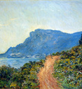 Monet Claude La Corniche Sun