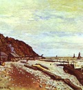 Monet Shipyard near Honfleur