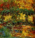 Monet The japanese bridge, prob 1918 24, 89x116 cm, The Minn