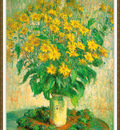 Monet VaseWithChrysanthemums sj