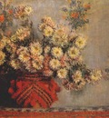 monet the chrysanthemums