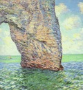 monet the manneporte, high seas