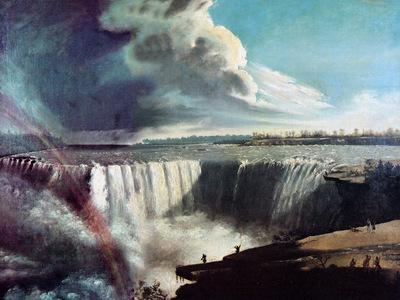 JLM 1835 Samuel Moorse Niagra Falls