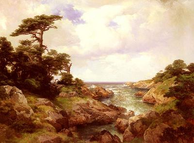 Moran Thomas Monterey Coast