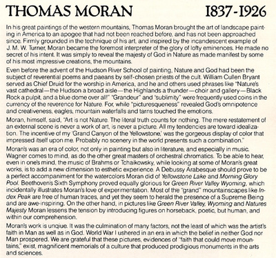 SDC 05 Thomas Moran 1837 1926 Text