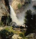 Cascade Falls Yosemite