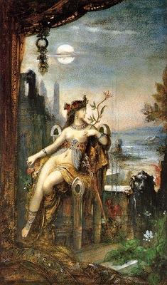Moreau, Gustave Cleopatre end