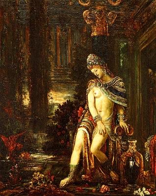 Moreau, Gustave Suzanne et les vieillards end