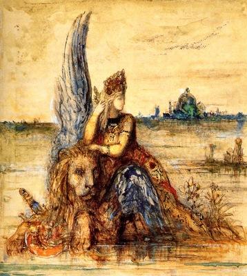 Moreau, Gustave Venise end
