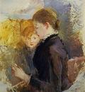 Morisot Berthe Miss Reynolds