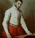 Moroni,G B  A tailor, ca 1570, 97 8x74 9 cm, NG London