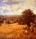 Mote George William Harvest Time