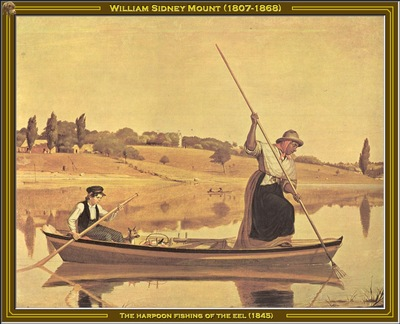william s mount the harpoon fishing 1838 po amp