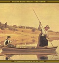 william s mount the harpoon fishing 1838 po amp