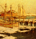 Mulhaupt Frederick Gloucester Harbor