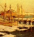 Mulhaupt Frederick Gloucester Harbor