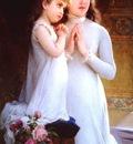 Munier 2 girls praying