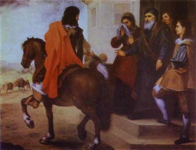Bartolome Esteban Murillo The Departure of the Prodigal Son