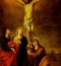 Bartolome Esteban Murillo Crucifixion