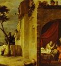 Bartolome Esteban Murillo Isaac Blessing Jacob