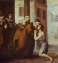 Bartolome Esteban Murillo The Return of the Prodigal Son