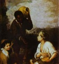 Bartolome Esteban Murillo Three Boys