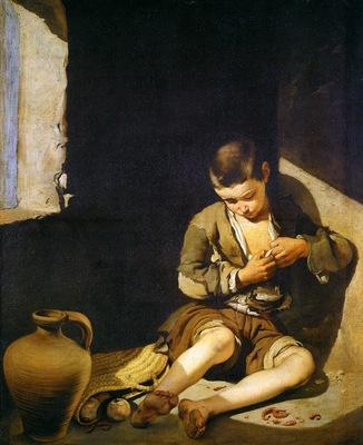 Murril Bartolome Esteban The beggar Sun
