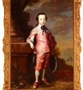Myn Frans Van Der Portrait Of John Smyth 1748 1811 When A Boy