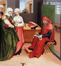 Nelkenmeister Berner Namegiving of Johannes Sun